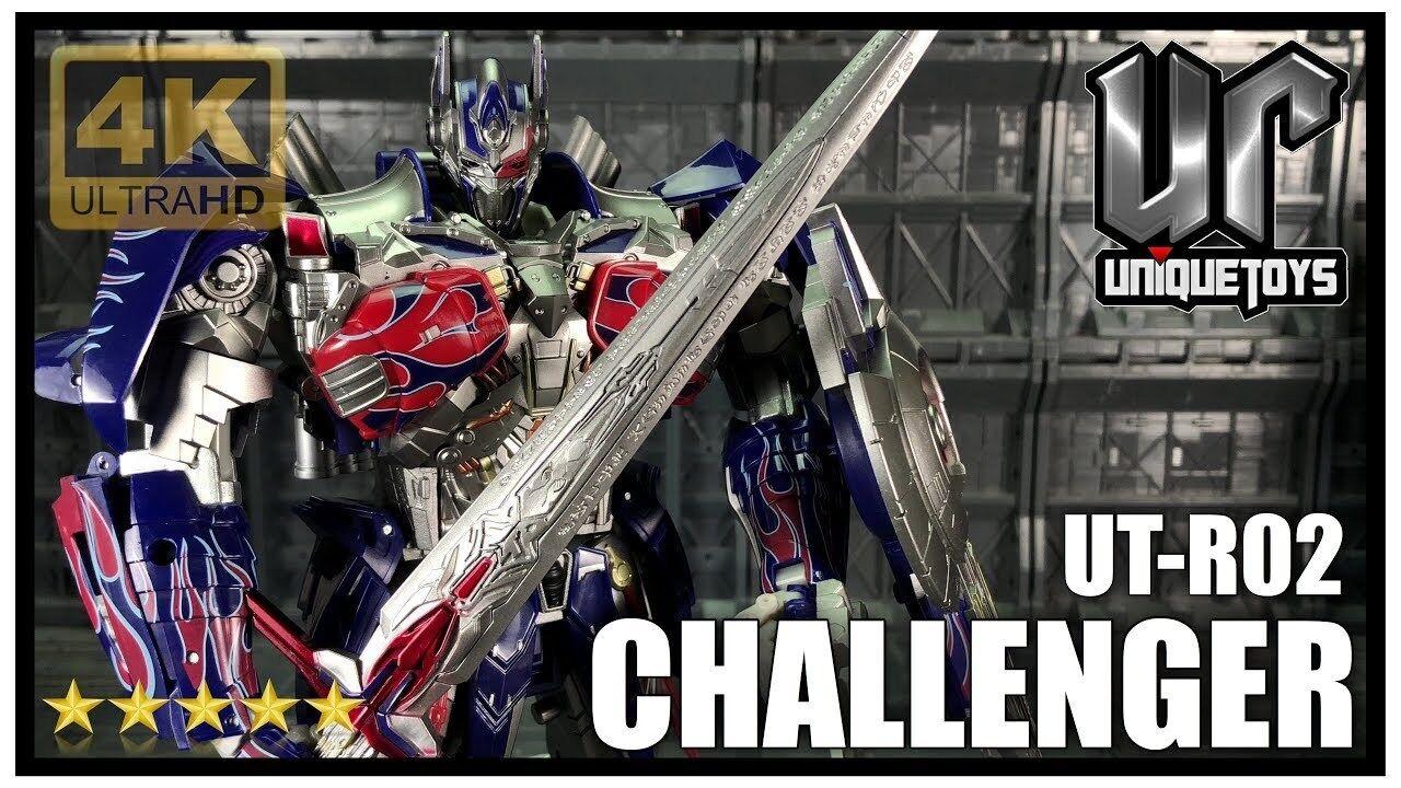 Transformers Unique Toys UT-R02 Challenger AOE TLK Optimus Prime NEW UK