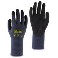 3 Paar TOWA ACTIV GRIP ADVANCE Handschuhe Arbeitshandschuhe