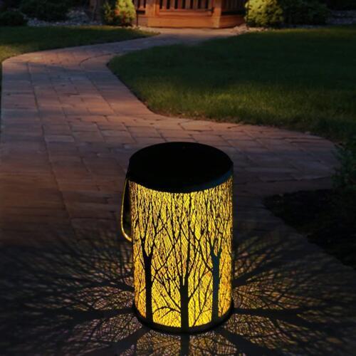 yokunat Percorso Solare LED Luce Esterno per prato//Yard//WAL LANTERNA SOLARE PER ESTERNO