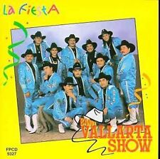 FREE US SHIP. on ANY 2 CDs! ~Used,VeryGood/Good CD Banda Vallarta Show: Fiesta