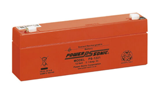 Yuasa NP1.9-12, 12v sealed lead acid replacement battery