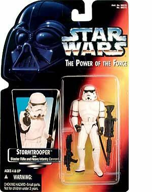 NIB Star Wars Power of the Force Action Figures