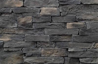 Baustoffe & Holz UnabhäNgig Verblender,klinker,fassadensteine,steinriemche Steinoptik Broken Rock Ventura Klinker