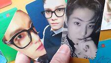 EXO PHOTO CARD #079 - EXO-CBX (첸백시) > Hey Mama! {The 1st Mini}  (allof9) - lotto