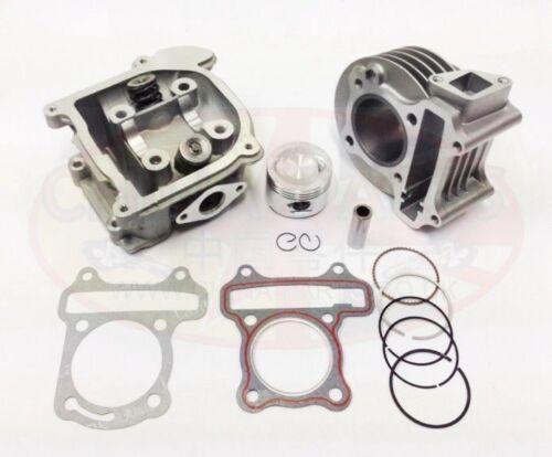 Non EGR 80cc Big Bore Kit Complete 139QMA//139QMB for Lexmoto Tommy 50 ZN50QT-E