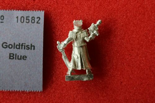 Games Workshop Warhammer 40k femelle commissaire Limited Edition 1998 Games Day NEUF