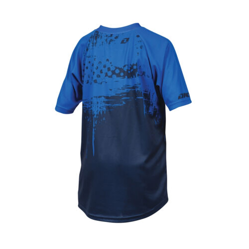 ONE INDUSTRIES YOUTH ATOM SHORT SLEEVE MTB BIKE BROKEN JERSEY cycle shirt top