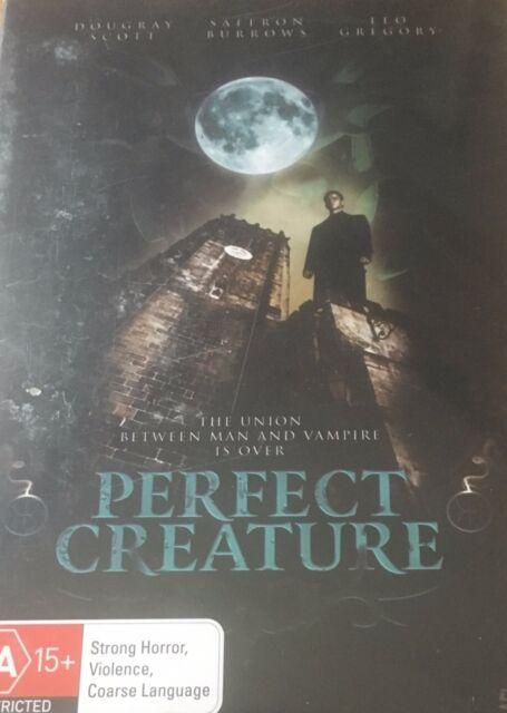 Perfect Creature Dougray Scott Saffron Burrows Region 4 DVD VGC