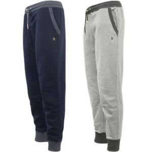 Mens Joggers Original Penguin Sweatpant Jogger Pants Soft Cotton