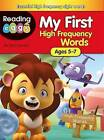 My First High Frequency Words by Sara Leman (Paperback, 2015)