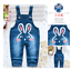 26-style-Kids-Baby-Boys-Girls-Overalls-Denim-Pants-Cartoon-Jeans-Casual-Jumpers thumbnail 58