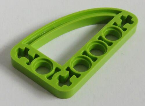 LEGO Technic lime # 32250 2 x Liftarm 3 x 5 L dünn Form mit Viertel Elipse