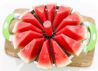 Large Modern Home Melon Slicer Watermelon Cutter Apple & Melon Slicers