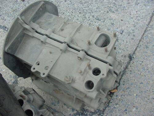 H 1600cc 1500cc engine block case Volkswagen VW air cooled bug bus ghia type 1 2