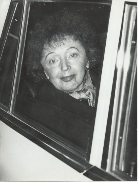 EDITH PIAF 1961