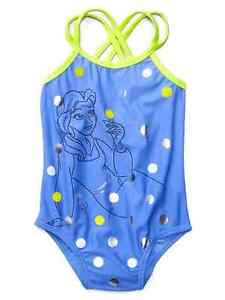 9523a689cf90a Baby Gap Girl's Disney Baby Belle Princess One Piece Swim Suit NWT Sz. 2T