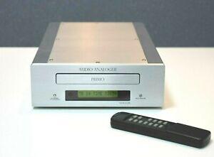 Audio-analogica-del-primo-italiano-High-End-reproductor-de-CD-como-nuevo