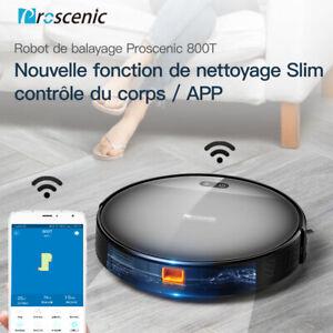 Proscenic-800T-WIFI-Aspirateur-robot-laveur-de-sol-Et-tapis-Navigation-Nettoyage