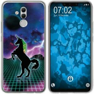 Huawei-Mate-20-Lite-Coque-en-Silicone-Retro-Wave-M2-Case-films-de-protection