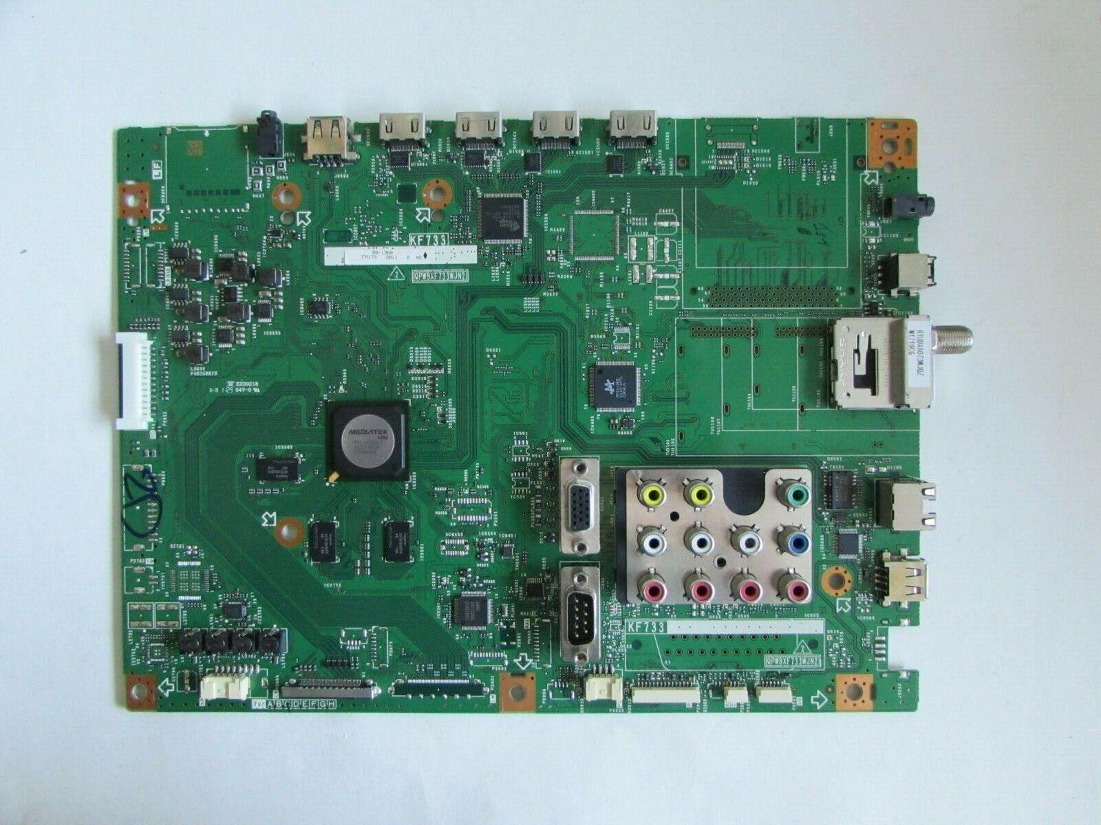 free shipping Sharp 80 LC-80LE633U   FM82S  KF733   MAIN Board.