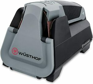 WÜSTHOF 4341 - Affila Coltelli Elettrico Con Aspirazione Polvere Levigatura
