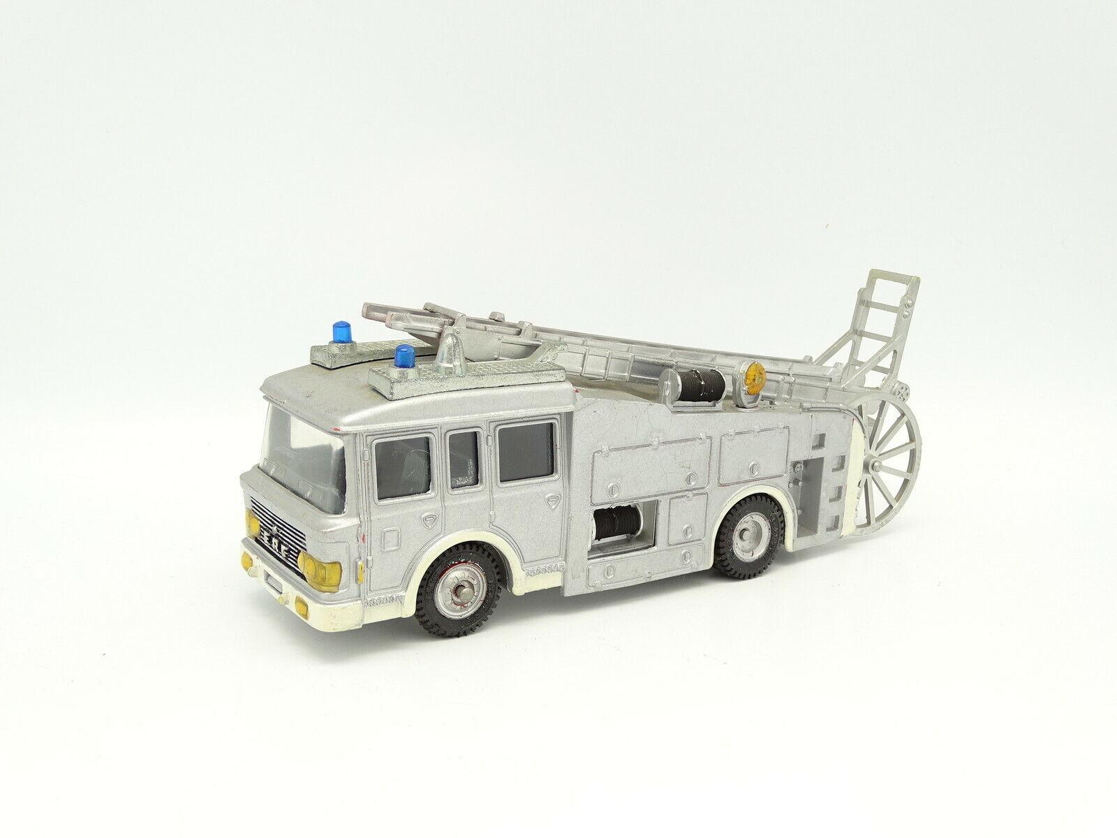 online barato Dinky Juguetes Juguetes Juguetes GB 1 43 - ERF Fire Tender 266 Bomberos gris  venta caliente
