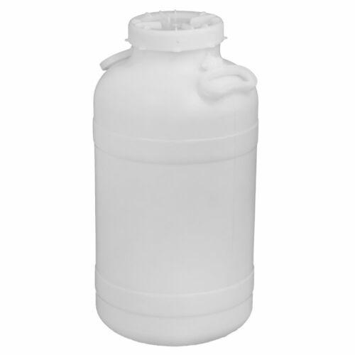 Fusto Per Alimenti Bocca Larga Ecoplast Capacita/' 25 Litri Contenitore Olio BL25