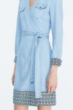 Diane von Furstenberg Savion Dress US sz 12 new