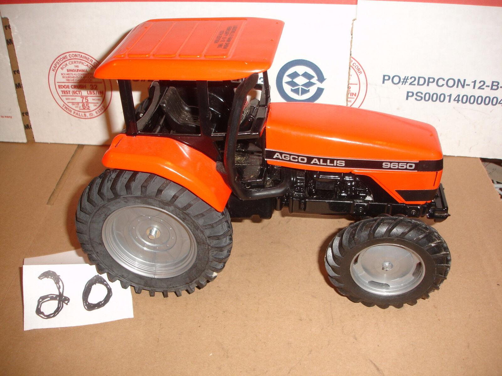 1/16 Agco Allis 9650 Tractor de Louisville mostrar Toy