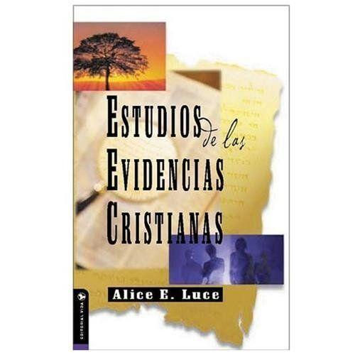 estudios de las evidencias cristianas alice e luce pdf