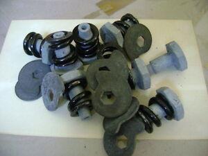 40-50-Dodge-Powerwagon-WC-truck-brake-shoes-adjust-cam-kit-NOS