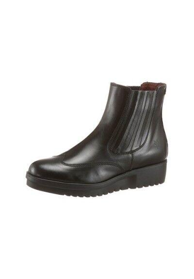 100% garantía genuina de contador Señora marc O 'Polo mid heel chelsea bota-cuero, talla talla talla EUR  perfecto
