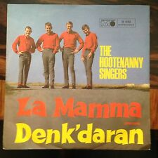 7'Hootenanny Singers >La Mamma/Denk'daran< Metronome TOP*ABBA