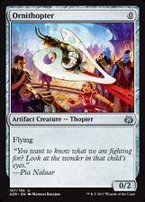 x4 Ornithopter MTG Aether Revolt M/NM, English