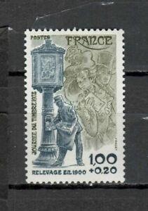 s25235-FRANCE-1978-MNH-Stamp-Day-1v