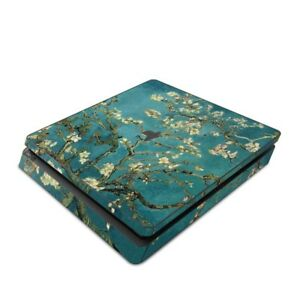 Sony-PS4-Slim-Console-Skin-Kit-Blossoming-Almond-Tree-Sticker-Decal