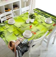 3d Bamboo Fish 39 Tablecloth Table Cover Cloth Birthday Party Event Aj Wallpaper