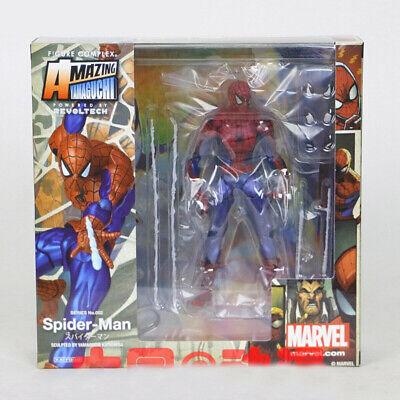 Marvel New Avengers Spider man  Amazing comic version Action Figures Toys 16cm