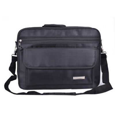 e2b03a05601a Men s Soft Nylon Business Briefcase Messenger Handbag Laptop Shoulder Bag