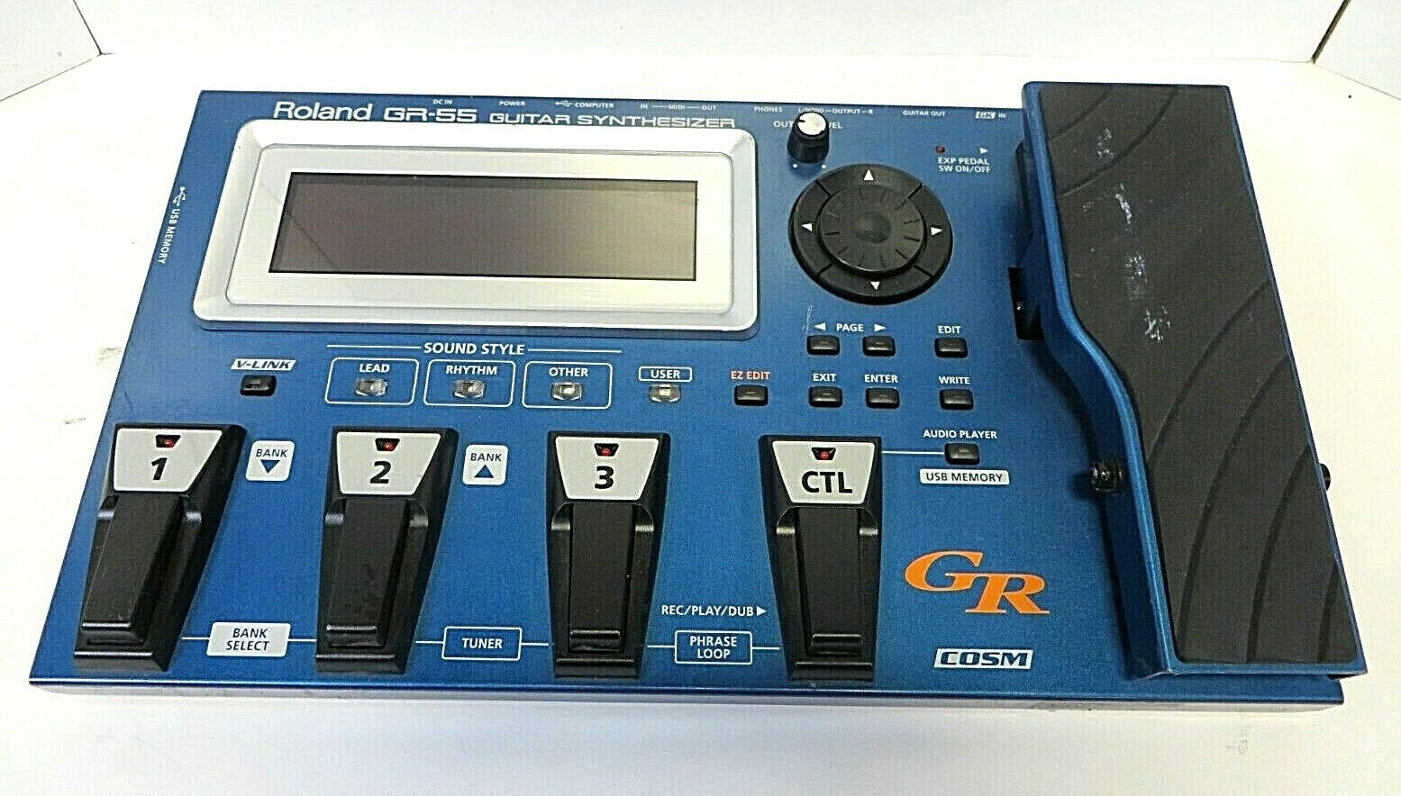 Roland GR-55S Guitar Synth SyntheGrößer - Free Shipping