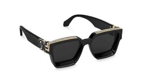 en venta 7b6d1 34b5e Louis vuitton gafas de sol Millonarios 1.1 Negro por ...