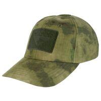 Condor Outdoor Tactical Military Headgear Adjustable Hunting Baseball Cap A-tacs