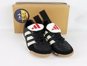 9bb157d39 Vintage 90s New Adidas Mens 8 Iseran Goal Indoor Soccer Shoes ...