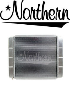 "Northern 209661B Customizable Aluminum Radiator 20"" x 16"" Crossflow or Downflow"