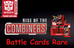 Transformers-Rise-Of-The-Combiners-TCG-Battle-Cards-Rare-Pick-from-drop-down-box
