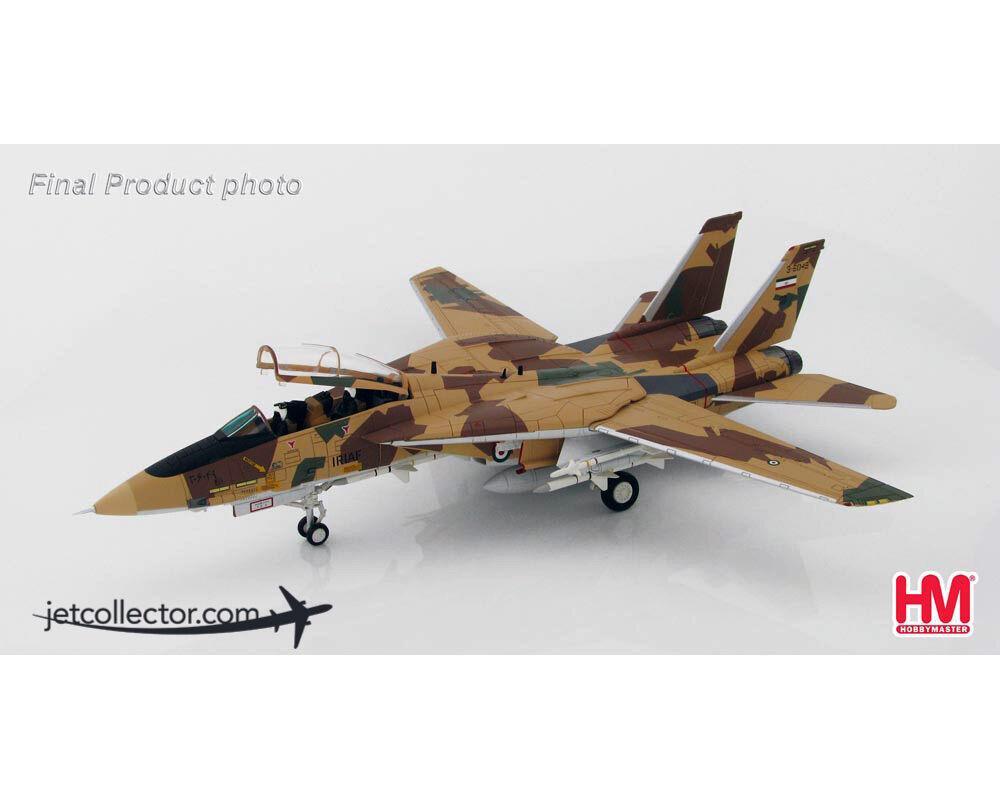 Hobby Master HA5205 1/72 Grumman F-14A Tomcat 160347, IRIAF, 2018 Diecast