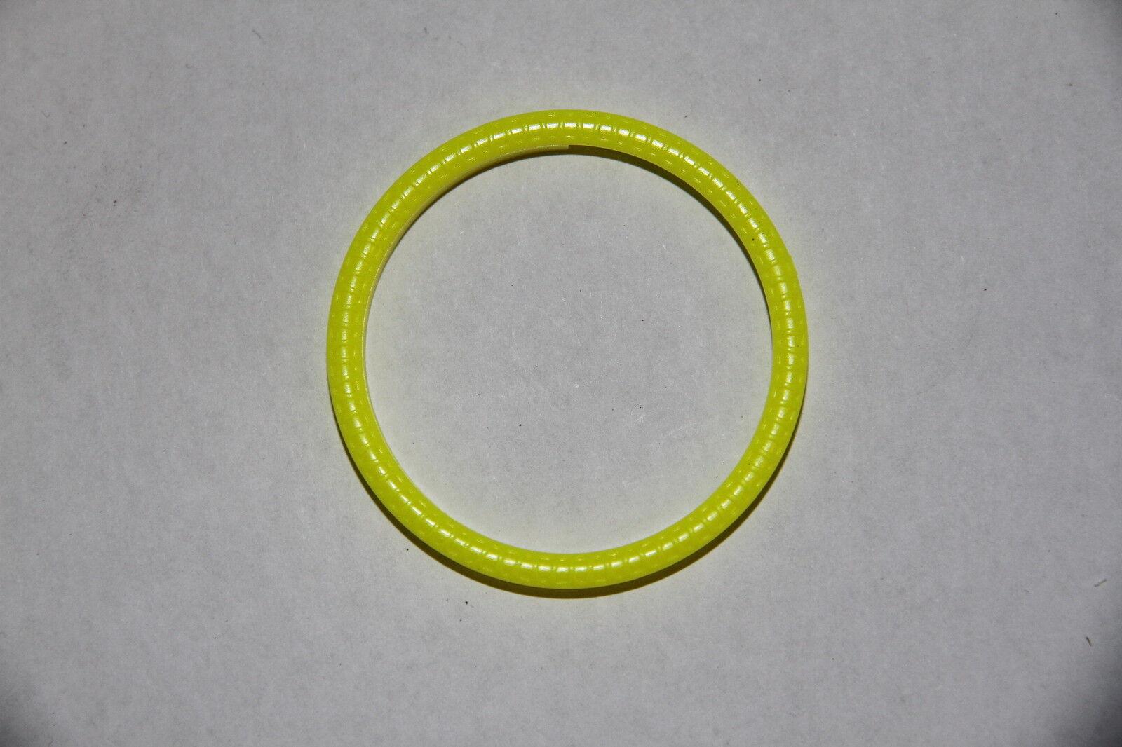 Bague Or Noir vue jaune jaune jaune grand chien (2