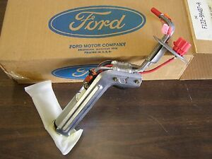 nos oem ford 1990 1993 mustang gt 5 0l fuel pump 1991. Black Bedroom Furniture Sets. Home Design Ideas