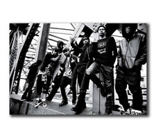 T-338 Art Poster Asap Mob Rocky Cozy Rap Hip Hop Music Hot Silk 24x36 27x40IN