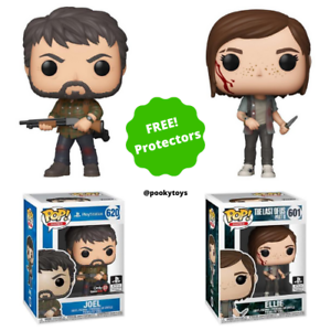 Funko Pop Video Games PS4 The Last Of Us Part 2 ELLIE #601 PreORDER